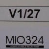 Mio324 vezérlő egység